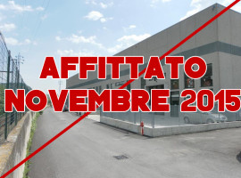 """AFFITTATO - Capannone Industriale/Artigianale """"C"""""""