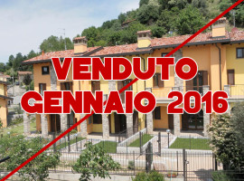 VENDUTA Villetta a Schiera