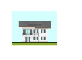 """Trilocale """"A2"""" con giardino, ampia terrazza e box doppia"""