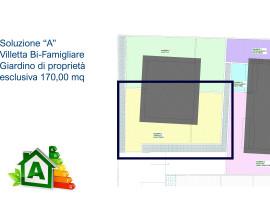Villetta A - Progetto in fase di definizione con consegna entro fine 2021