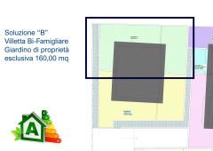 Villetta B - Progetto in fase di definizione con consegna entro fine 2021