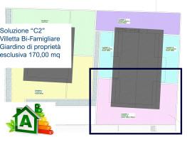 Villetta C sol.2 - Progetto in fase di definizione con consegna entro fine 2021